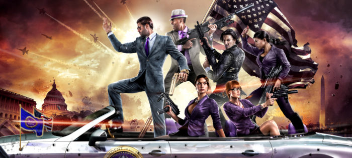 saint's row IV, sandbox games, superhero games, dumb fun