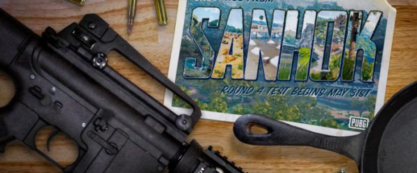 An Announcement For Sanhok's 4th Round of Testing, which has been extended to June 11.