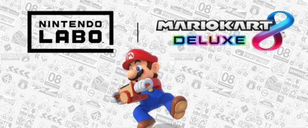 Mario Kart 8 Deluxe, Nintendo Labo