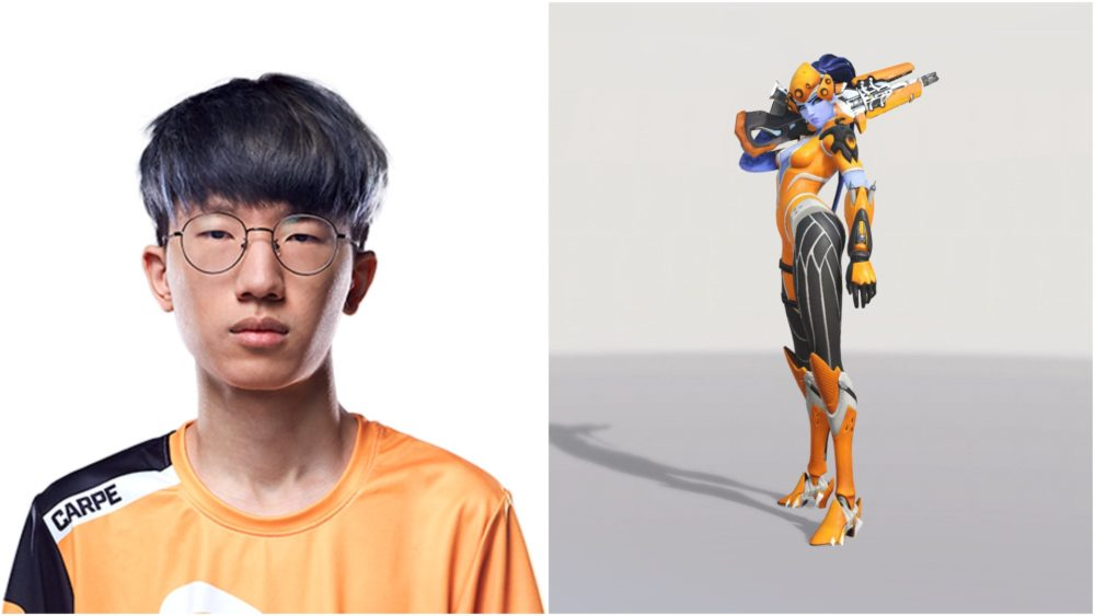 carpe, widowmaker, overwatch league