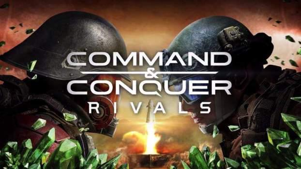 50: Command & Conquer Rivals