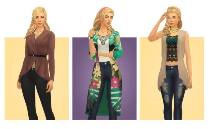 sims 4, mods, fashion
