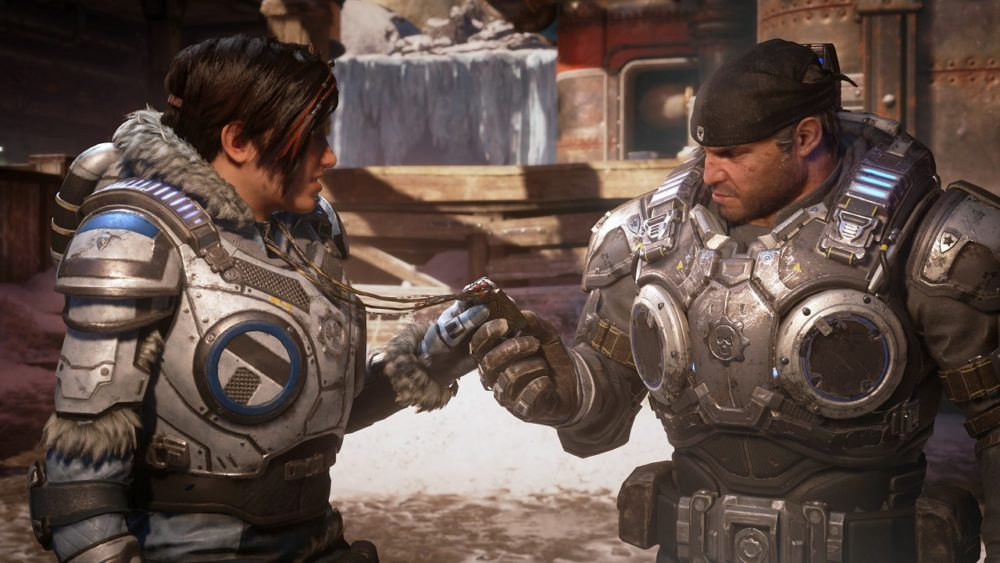Gears 5, Gameplay Trailer, Announcement