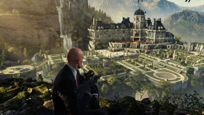 Co-Op Brings New Depth and Enjoyment to Hitman's Sniper ... on