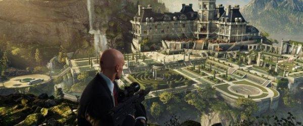 hitman, sniper assassin