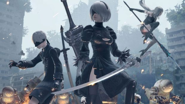 11. NieR: Automata - Become as Gods Edition (Xbox One) — 90
