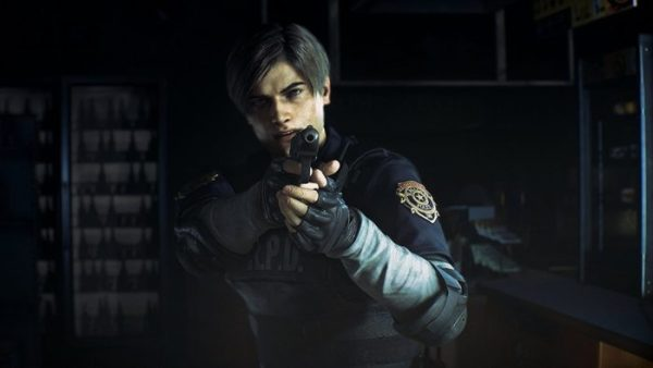 resident evil 2 remake zapping system