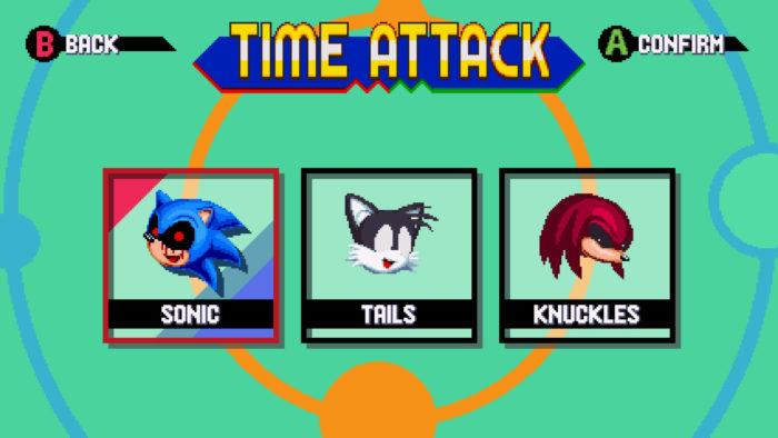 Sonic Mania mods
