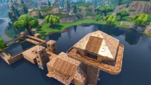 Loot Lake Castle