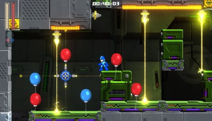 Mega Man 11, Blast Man