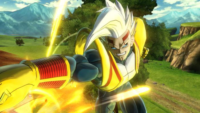 Dragon Ball Xenoverse 2 Super Baby Vegeta