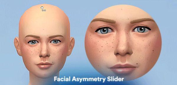 facial slider the sims 4 mods