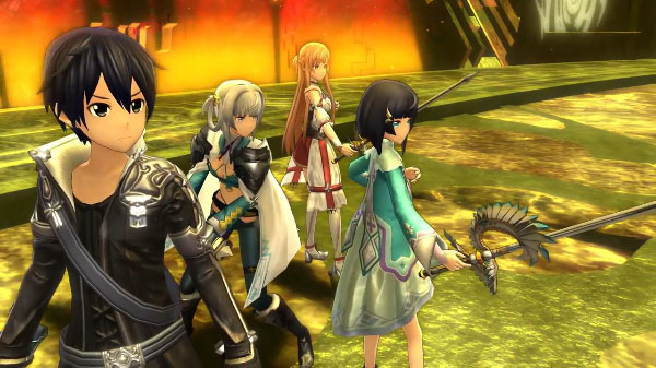 5 Games Like Sword Art Online: Hollow Realization if You're