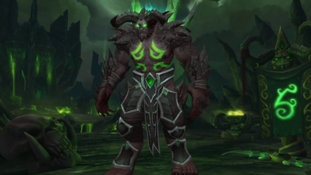 Best Tank Class in World of Warcraft: Battle for Azeroth - Vengeance Demon Hunter