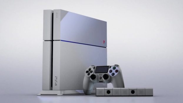 20th Anniversary Edition PS4