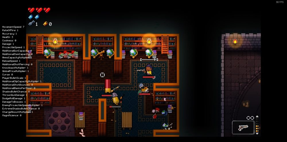 Enter the Gungeon Mods