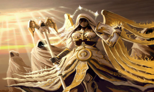 Best Healer Class in World of Warcraft: Battle for Azeroth Holy Priest
