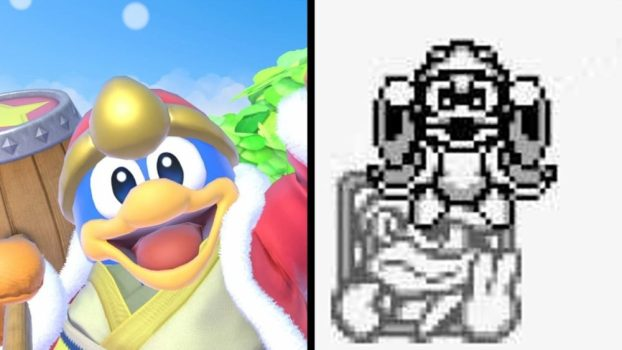 King Dedede - Kirby's Dream Land (Game Boy, 1992)