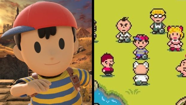 Ness - Earthbound (SNES, 1994)