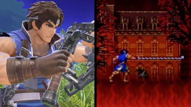 Richter - Castlevania: Rondo of Blood (PC Engine CD, 1993)