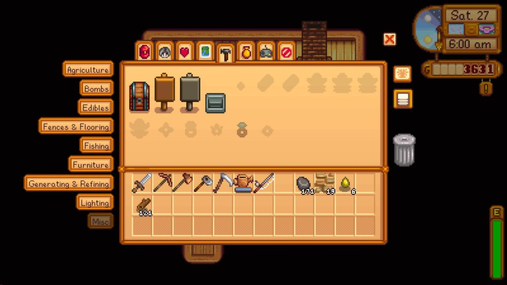 crafting, mod, stardew valey