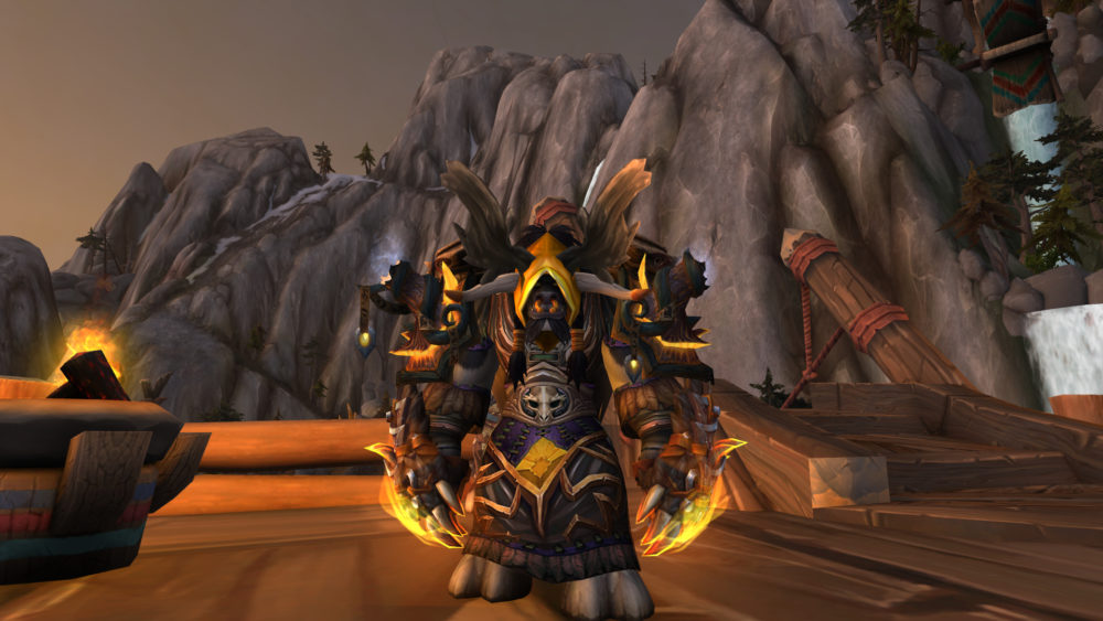Best Tank Class in World of Warcraft: Battle for Azeroth - Guardian Druid