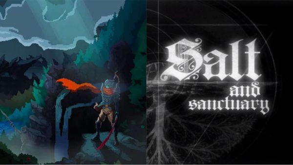 death's gambit, salt and sanctuary