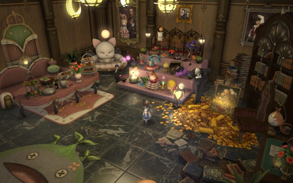 Final Fantasy Xiv Housing Prices Are Shockingly High Even