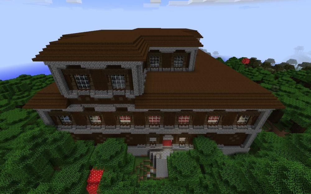 The Best Minecraft Mansion Seeds 1 11 Update