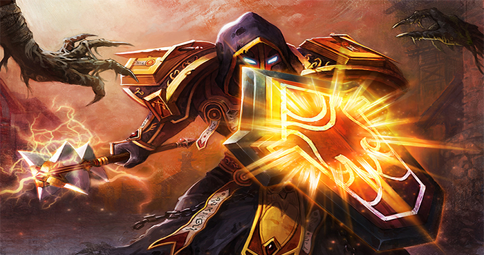 Best Tank Class in World of Warcraft: Battle for Azeroth - Protection Paladin