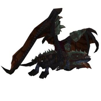Black Gladiator's Proto-Drake