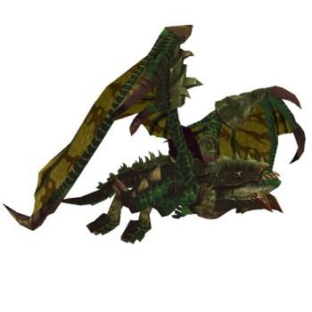 Green Gladiator's Proto-Drake