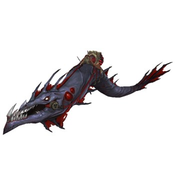 Nazjatar Blood Serpent