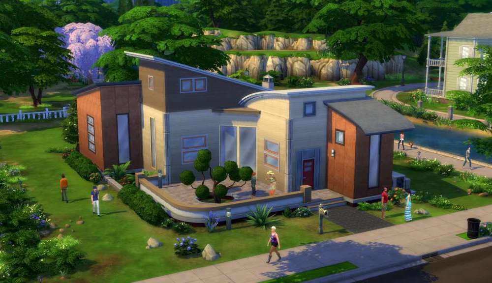 Sims 4: Free Real Estate Cheat (Free Houses Cheat)