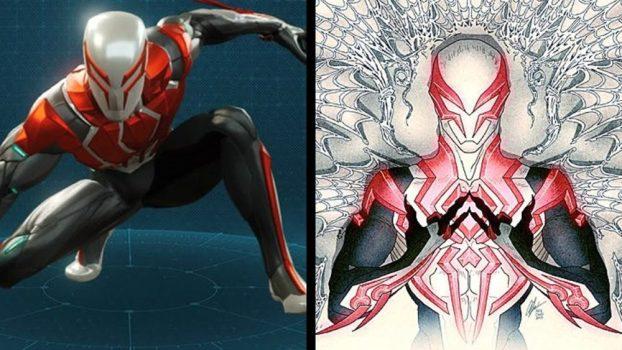 Spider-Man 2099 White Suit - Spider-Man 2099 Vol 3 #1 (2015)