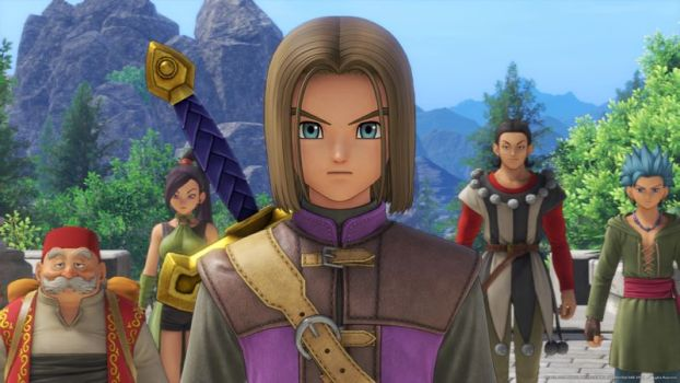 8: Dragon Quest XI: Echoes of an Elusive Age