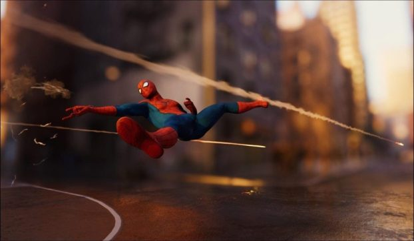 Spider-Man or the Matrix?