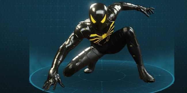 Anti-Ock Suit - Spider-Man PS4 (2018)