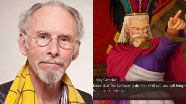Christopher Godwin as King Carnelian