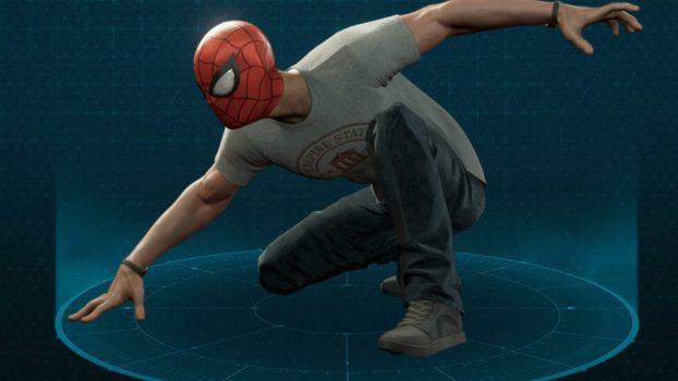 ESU Suit - Spider-Man PS4 (2018)