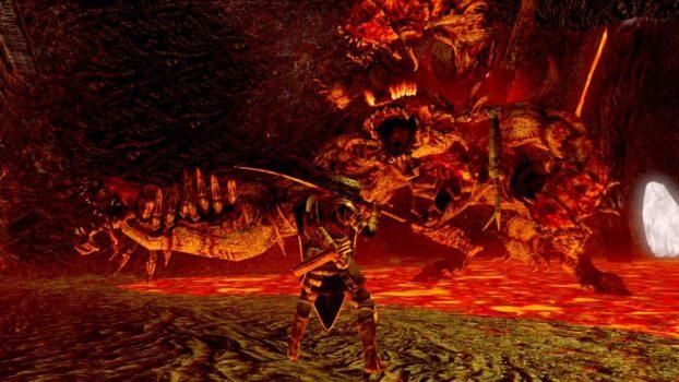 12. Centipede Demon