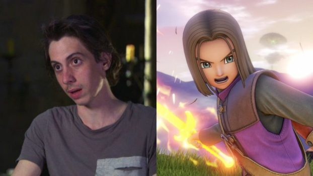 Here Are Dragon Quest Xi S Voice Actors Voice Cast