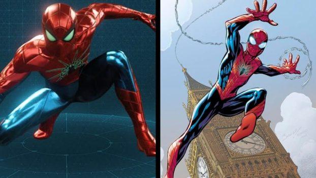 Spider Armor - Mk IV Suit - Amazing Spider-Man Vol 4 # 1 (2015)