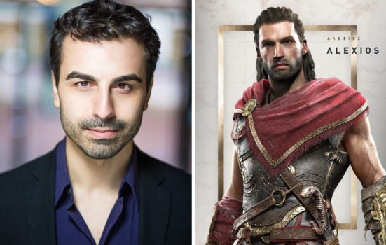 Meet The Voice Actors Of Assassin S Creed Odyssey