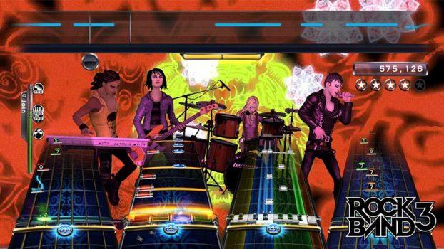Guitar Hero/Rock Band