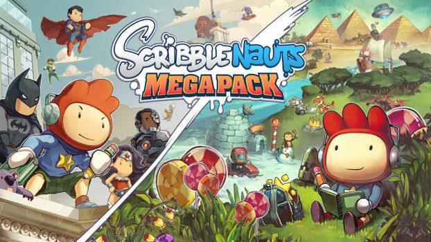 10. Scribblenauts: Mega Pack