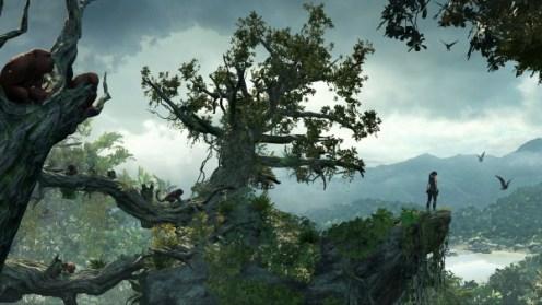 Shadow of the Tomb Raider, Tomb Raider
