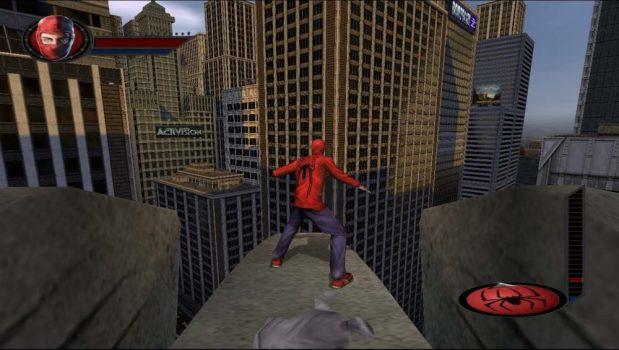 6. Spider-Man The Movie (2002)