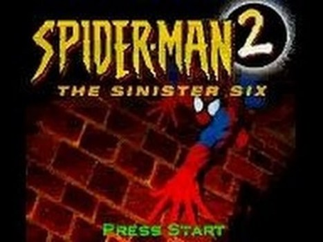 16. Spider-Man 2: The Sinister Six (2001)