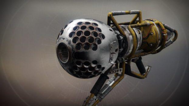 5: Wardcliff Coil (Rocket Launcher)